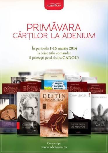 promotie adenium 1-15 martie 2014